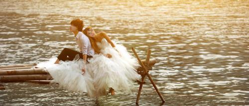 Myungzy wedding